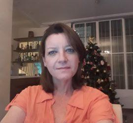 Carla Gil Fernandes, advogada e paciente de melanoma
