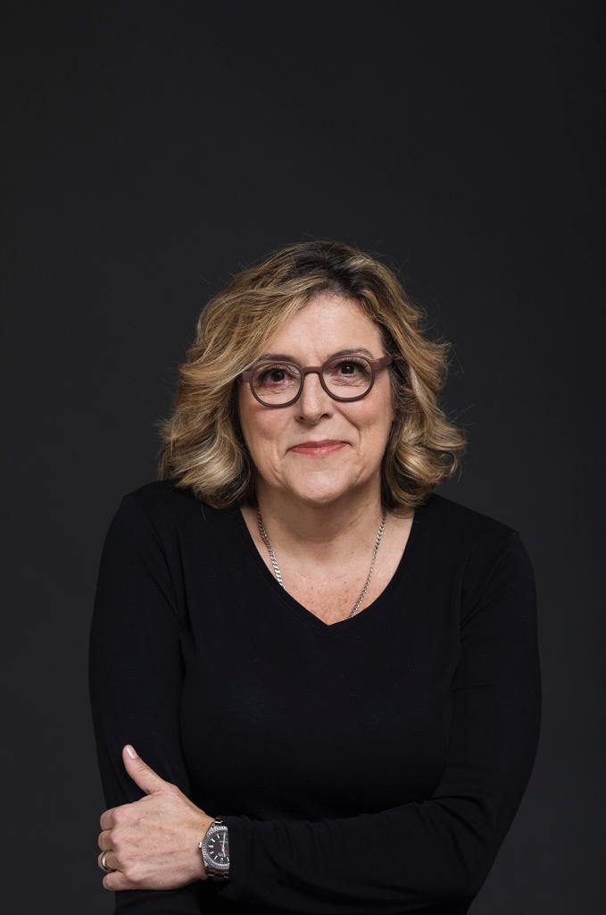 Barbara Gancia, paciente de melanoma